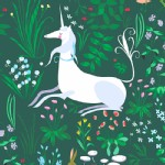 Andover - The Lovely Hunt - Tapestry in Green