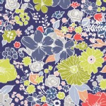 Art Gallery Fabrics - AGF Collection - Chic Flora - Fashion Scent in Electric