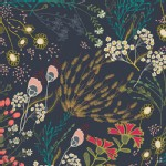 Art Gallery Fabrics - AGF Collection - Indie Folk - Meadow in Dim