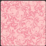 Art Gallery Fabrics - AGF Collection - Poetica - Rhythmic in Rose