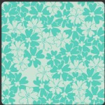 Art Gallery Fabrics - Bespoken - Sequins in Turquoise