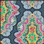 Art Gallery Fabrics - Carnaby Street - Brit Boutique in Royal