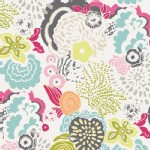 Art Gallery Fabrics - Cherie - Decoupage in Couleur