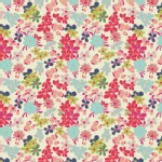 Art Gallery Fabrics - Fusion - Ladylike in Abloom