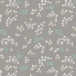 Art Gallery Fabrics - Littlest - Tenderness in Grey