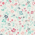 Art Gallery Fabrics - NouvElle - Ditsy in Radiance