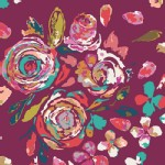 Art Gallery Fabrics - Rayon - Swifting Flora in Boho