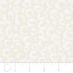 Camelot Fabrics - Heavy Metal - Cheetah in Silver Metallic