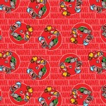 Character Prints - Super Heroes - Marvel Kawaii United in Red