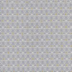 Cotton And Steel - Jubilee - Crinoline in Grey Metallic