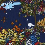 Dear Stella - Garden Party - Garden in Navy