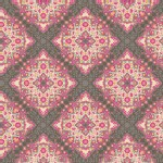 Free Spirit - Notting Hill - Kaleidoscope in Pink
