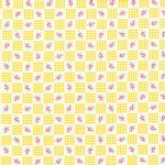 Lecien - Flower Sugar 2013 Fall - Small Checkers in Yellow