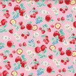 Lecien - Orchard Kitchen - Fruit Toss in Pink