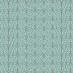 Lewis And Irene - April Showers - Parisian Fretwork in Aqua
