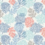 Lewis And Irene - Coastal - Sea Plants in White
