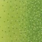 Moda Fabrics - Basics - Ombre Confetti Metallic in Lime Green
