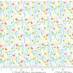 Moda Fabrics - Kids - Enchanted - Flower Vine in Cloud