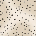 Quilting Treasures - Simply Gorjuss - Stars in Cream
