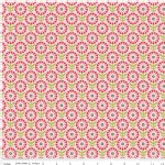 Riley Blake Designs - So Happy Together - Flower in Pink
