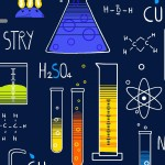 Studio E - Geek Chic - Chemistry in Navy