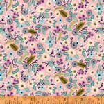 Windham Fabrics - Meriwether - High Meadow in Petal